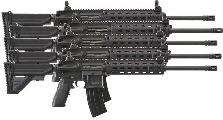 Five Gun